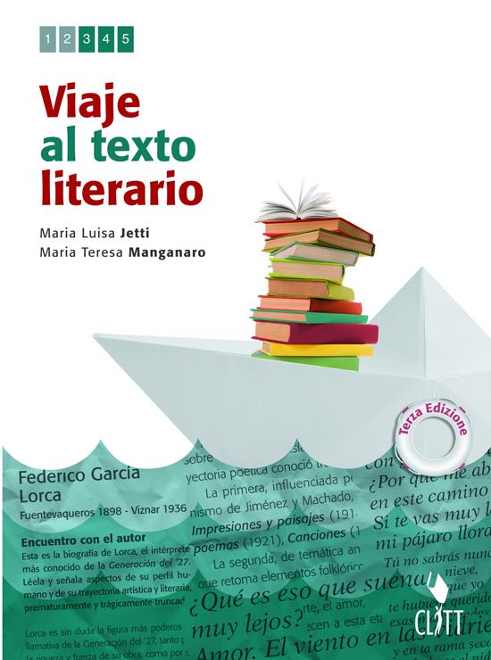 VIAJE AL TEXTO LITERARIO – Terza edizione