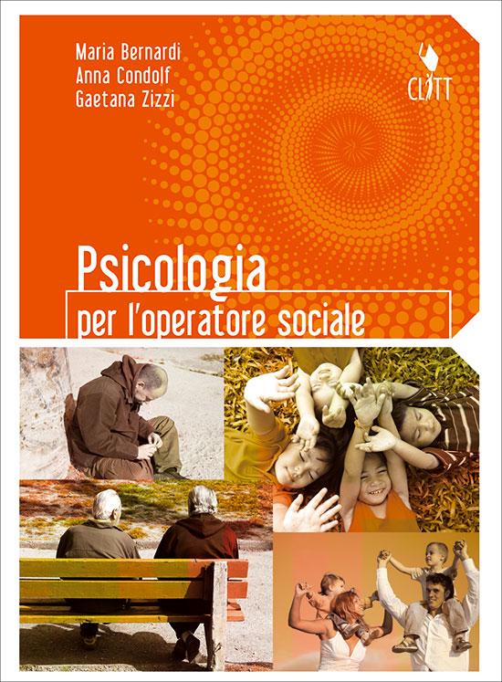 PSICOLOGIA PER L'OPERATORE SOCIALE