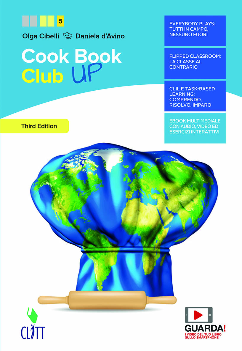 Cook Book Club Up – Terza edizione
